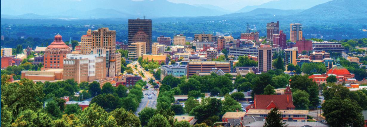 Asheville property after bankruptcy